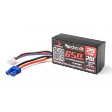 Dynamite 7.4v 650mAh 2S 20C Hardcase LiPo Battery
