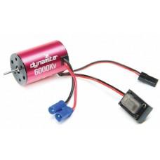Dynamite Brushless Motor/ESC Combo 6000kV Losi Mini-T 2.0