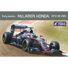 Ebbro 1:20 2015 McLaren Honda MP4-30 F1 Early Season Race Car Plastic Model Kit