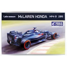 Ebbro 1:20 2016 McLaren Honda MP4-31 Plastic Model Kit