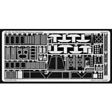 Eduard 1:48 B17G Flying Fortress Exterior Photo-etched Parts