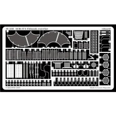 Eduard 1:48 ACH47A Chinook Exterior Photo-etched Parts