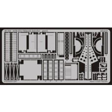 Eduard 1:48 ACH-47A Chinook Interior Photo-etched Parts
