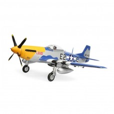 E-flite P-51D Mustang 1.5m BNF Basic with Smart