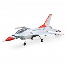 Eflite F-16 Thunderbirds 70mm EDF BNF Basic w/AS3X and SS