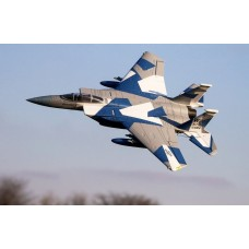 E-Flite F-15 Eagle 64mm EDF BNF with AS3X and SAFE Select