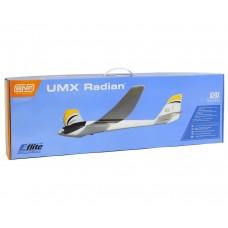 E-flite UMX Radian BNF RC Airplane