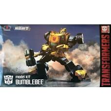 Furai Model Transformers Bumblebee Plastic Model Kit