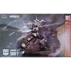 Furai Model Transformers Drift Plastic Model Kit