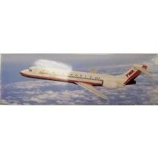 Flight Miniatures 1/200 717-200 TWA Plastic Model Kit