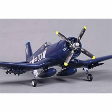 FMS F4U Corsair V2 Blue PNP, 800mm