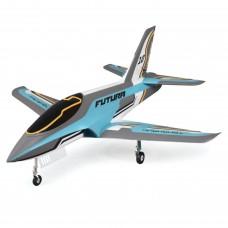 FMS Futura V2 80mm EDF Jet PNP, 1060mm