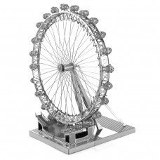 Fascinations Metal Earth London Eye Ferris Wheel Model