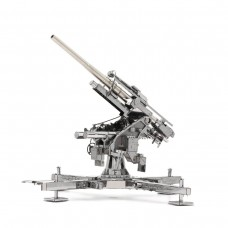 Fascinations Metal Earth German Flak 88 Model