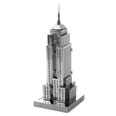 Fascinations Metal Earth Empire State Building Metal Model Kit