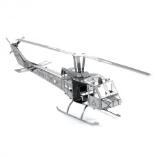 Fascinations Metal Earth Huey UH-1 Helicopter Metal Model Kit