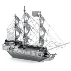 Fascinations Metal Earth Black Pearl Ship Metal Model Kit