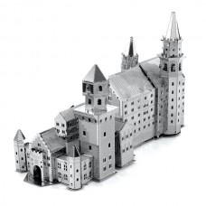 Fascinations Metal Earth Neuschwanstein Castle Metal Model Kit