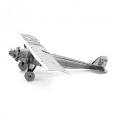 Fascinations Metal Earth Spirit of St. Louis Plane Metal Model Kit