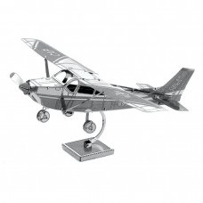 Fascinations Metal Earth Cessna 172 Plane Model