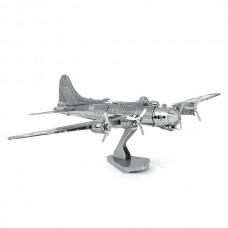 Fascinations Metal Earth B-17 Flying Fortress Boeing Plane Metal Model Kit