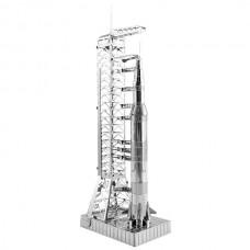 Fascinations Metal Earth Apollo Saturn V Metal Model Kit