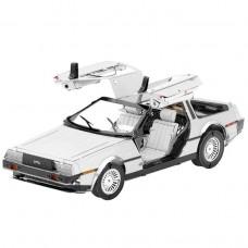 Fascinations DeLorean Metal Model Kit