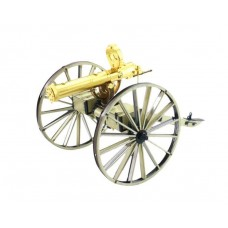 Fascinations Metal Earth Wild West Gatling Gun Model