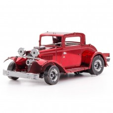Fascinations Metal Earth 1932 Ford Coupe Metal Model Kit