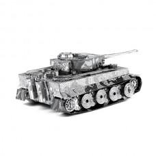 Fascinations Metal Earth Tiger I Tank Metal Model Kit