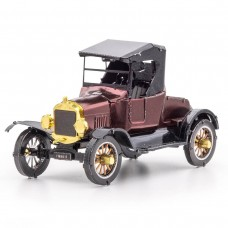 Fascinations Metal Earth 1925 Ford Model T Runabout Metal Model Kit