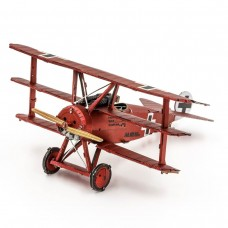 Fascinations Metal Earth Fokker Dr.I Triplane Metal Model Kit