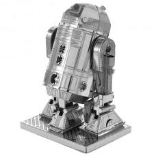Fascinations Metal Earth Star WArs R2-D2 Metal Model Kit