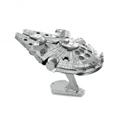 Fascinations Metal Earth Star Wars Millennium Falcon Metal Model Kit
