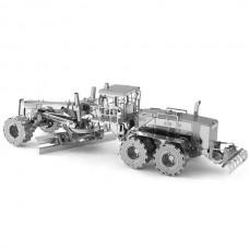 Fascinations Metal Earth Motor Grader CAT Metal Model Kit