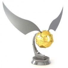 Fascinations Metal Earth Harry Potter Golden Snitch Metal Model Kit