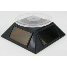 Fascinations Metal Earth Low Light Solar Spinner Display Stand