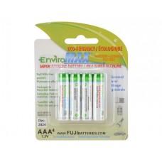 Fuji AAA Alkaline Batteries (4)