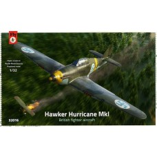 Fly Models 1:32 Hurricane Mk.I Plastic Model Kit