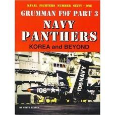 Grumman F9F Part 3: Navy Panthers Korea & Beyond