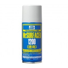 Gunze-Sangyo Mr. Surfacer 1200 170ml Spray Paint