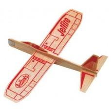 Jet Fire Balsa Glider