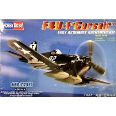 Hobby Boss 1/72 F4U-1D Corsair Plastic Model Kit