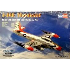 Hobby Boss 1/72 F-84G ThunderJet Plastic Model Kit