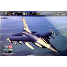 Hobby Boss 1/72 F-16C Fighting Falcon Plastic Model Kit