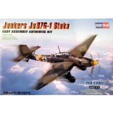 Hobby Boss 1/72 Junkers Ju-87G-1 Stuka Plastic Model Kit