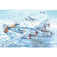 Hobby Boss 1/32 B-24J Liberator Plastic Model Kit