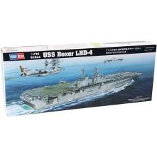 Hobby Boss 1/700 USS Boxer LHD-4 Plastic Model Kit