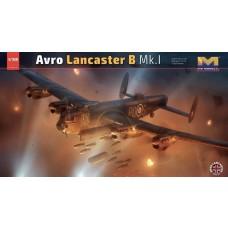 HK Models 1/32 Avro Lancaster B Mk.I Plastic Model Kit
