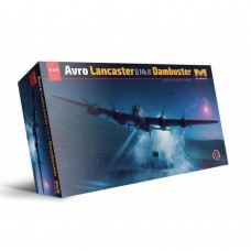 HK Models 1:32 Lancaster B Mk.III Plastic Model Kit